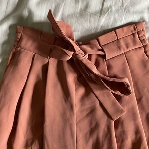 Coral Zara 3/4th Pants